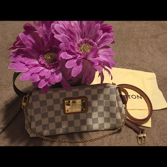 ac8b06ba5a64b Louis Vuitton Bags | Eva Clutch Crossbody | Poshmark